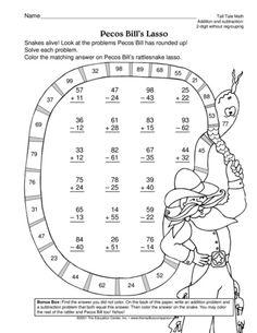 Pecos Bill's Lasso - The Mailbox