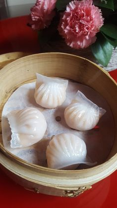 La ricetta dei ravioli cinesi di Masterchef da fare a casa Sushi Recipes, Asian Recipes, Food N, Food And Drink, Oriental, Sushi Love, Tasty, Yummy Food, Homemade Pasta