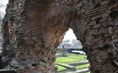Things to do in Leicester - Visit the Roman ruins at Jewry Wall in Leicester