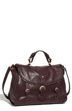 See by Chloé 'Poya Vintage' Leather Satchel   Nordstrom - StyleSays