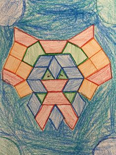 Teacher Amanda Koonlaba offers a lesson plan for showing how art and math can work together, giving students a chance to create something while learning.