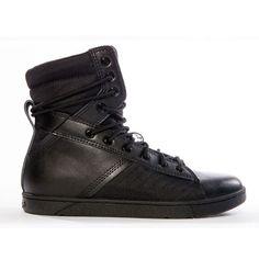 Black Tactical Trainer Bodybuilding Sneaker