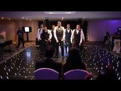 This Sister Got The Surprise Of Her Life When Her Seven Brothers Performed At Her Wedding