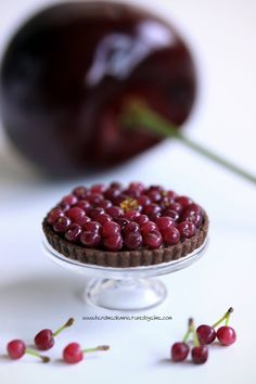 Pies and Tarts - handmademiniaturesbyalma