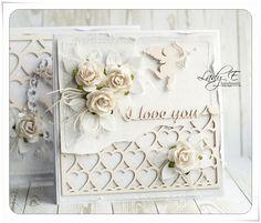 Valentine's day in white / Walentynki na biało