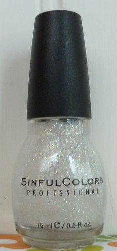 Sinful Colors Opal Glitter
