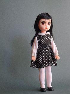 Susie sad eyes  #vintage #doll