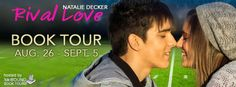 Stuck In Books: Rival Love by Natalie Decker ~ Tour Stop & Giveaway