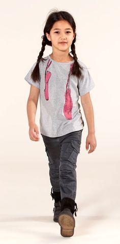 Silja T-shirt - Sweats & T-shirts - Girls 92-164 - Katalog | Børnetøj - MILK Copenhagen