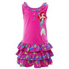 Robe en jersey La Petite Sirène - Disney Store