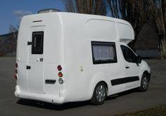Mini Camper, Truck Camper, Rv Campers, Camper Trailers, Camper Van, Pick Up, Caravan Salon, Diy Rv, Van Camping