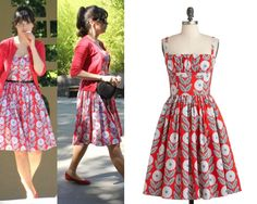 What a Dahlia Dress by Bernie Dexter