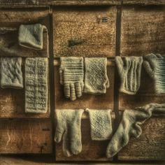 tvåändsstickat Mitten Gloves, Mittens, Hand Wrist, Twine, Reusable Tote Bags, Knitting, Inspiration, Knits, Scandinavian