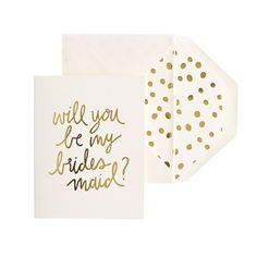 Sugar Paper® letterpress single cards - Sugar Paper for J.Crew - Women's j.crew in good company - J.Crew