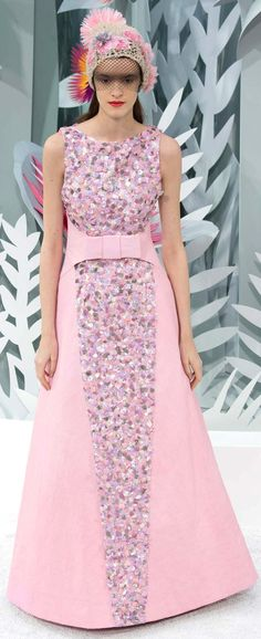 Spring 2015 Couture Chanel