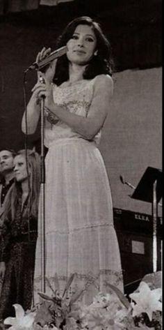Rosanna Fratello, 60s/70s.