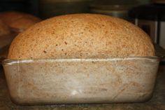 100% Whole Wheat Sandwich Bread Recipe that rises like white!