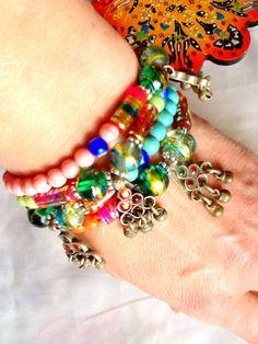 SALEMARRAKECH SUMMER bracelets  Morroccan inspired by Nezihe1