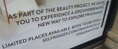 Selfridges Fragrance Lab, London (UK)