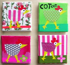 Cot Cot cocottes.