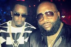 Celebrity News: Diddy loses $1 million to rapper Rick Ross in craps game, allegedly | AT2W