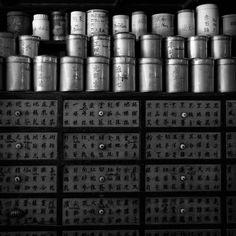 Pansa Sunavee - Chinese Pharmacy, 2010