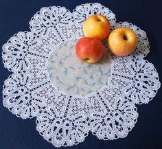 Advanced Embroidery Designs - FSL Battenberg Tree of Life Lace Motif