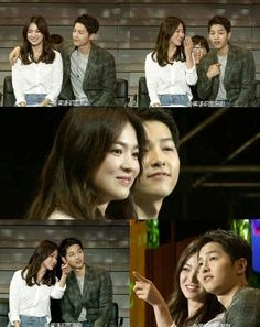 The Song Song couple is full of compliments for one another at Song Joong Ki's fan meeting | allkpop