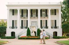 Engagement Session | Tuscaloosa, Alabama » Charmed Wedding Blog