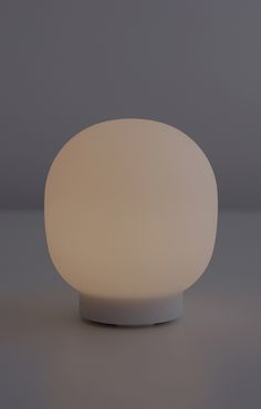 With the need for saving energy and giving children a better nights sleep, Muji commissioned a new product under the title LED Timer Light. Using soft unbreakable silicone, a uniform warm light can be controlled by either an on/off switch or for a set time period using a simple interface. A function button provides durations of 30 or 60 minutes. During this timed period the night light gradually dims until turning off.   The interface is discreetly placed underneath the lamp. The LED light…