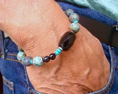 Men's Spiritual Healing Protection Fortune Bracelet with