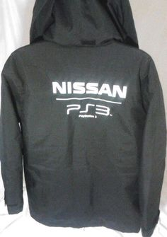 Nissan Playstation Grand Turismo -GT-Academy PS3 Jacket-Large
