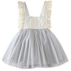 Abigail Lace Dress (More Colors) – Over the Moon Children