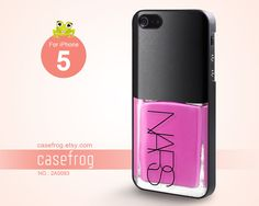 Nail Polish Girly Make Up iPhone 5 Case Case for by CaseFrog, $12.99