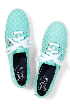 Keds Taylor Swift's Champion Paw Dot Shoes