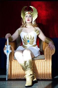 7: Princess of Power by misstakashi.deviantart.com on @deviantART