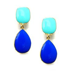 Jewellery & Gifts from Lola Rose, Dogeared, Daisy London, Satya, Bombay Duck and many more. Daisy London, Clip On Earrings, Drop Earrings, Lola Rose, Kenneth Jay Lane, Jewelry Gifts, Enamel, Turquoise, Gold