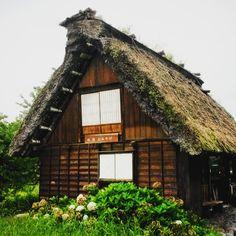 Casa di paglia, Shirakawa-go