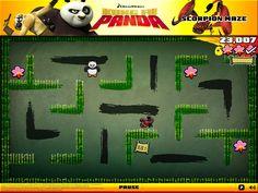 Kung Fu Panda ProtectTheValley- screenshot