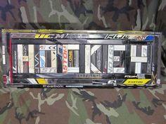 3' Hockey Sign Made From Hockey Sticks by Manland on Etsy