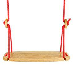 The wooden swing. Reinvented. By lillagunga www.lillagunga.com