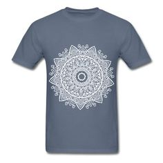 Mandala Men's T-Shirt ✓ Unlimited options to combine colours, sizes & styles ✓ Discover T-Shirts by international designers now! Happy Birthdays, Happy Birthday Messages, Got Quotes, Platforms, Mandala, Mens Tops, T Shirt, Ebay, Happy Anniversary Messages