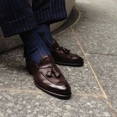 lnsee:  Our Rusticalf Tassels in the wild #carmina #thearmoury