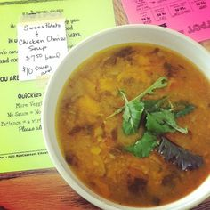 Sweet Potato & Chicken Chorizo Soup today! Chicken & Dumplings Tuesday....Farmer's Gumbo Wednesday, Bacon Wrapped Meatloaf Thursday Family Dinner Special, Lenten Fish Special on Friday.