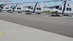 La Fuerza Aérea compra cuatro helicópteros para operaciones de búsqueda y rescate