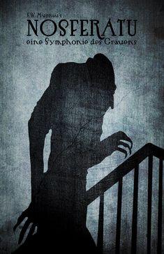 F.W. Murnau's Nosferatu - Max Schreck - Horror Movie Cult Limited ...