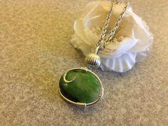 Swirl into Green by JoelleLove on Etsy, $15.00