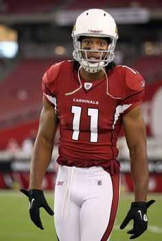 You talkin to me?  larry fitzgerald