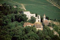 Estate Nipozzano - Frescobaldi