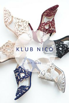 f79a4935c74 Klub Nico has the perfect shoes from engagement party to honeymoon